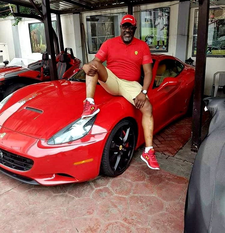 My passion is to collect automobiles - Dino Melaye